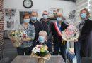La commune de Pihem compte une centenaire parmis ses habitants : Mme Denise CRENDAL domiciliée rue du Cornet a fêté ses 100 ans le 26 mars dernier